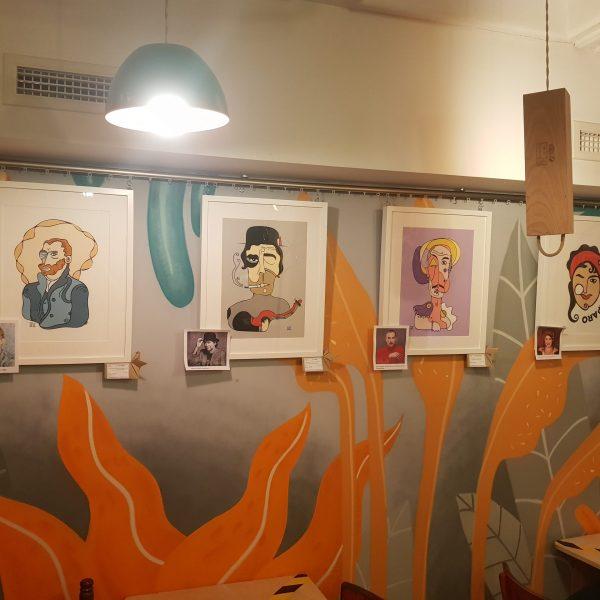 Exposición en Marianela